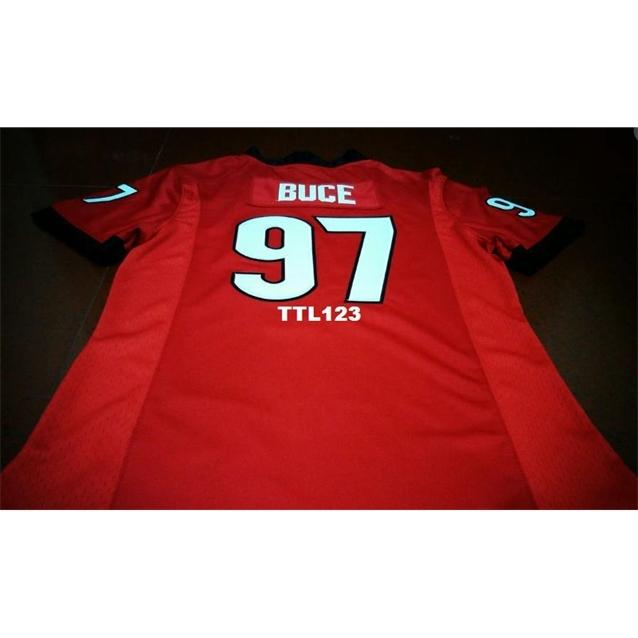 Brooks Buce Georgia Bulldogs Football Jersey Red
