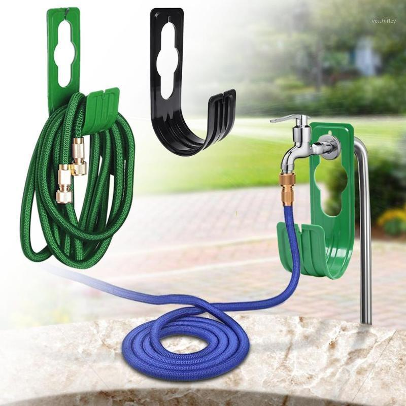 Garden Hose Hook Garden Irrigation Shower Nozzle Hose Storage Rack Winding Frame Expandable Pipe Holder1