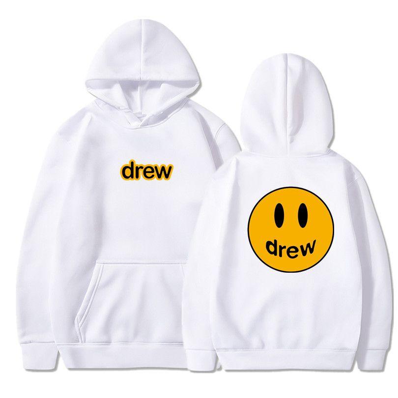 Свитер Smile Figure Draw Hip Hop Hoodie Мужская спортивная одежда с длинным рукавом модный