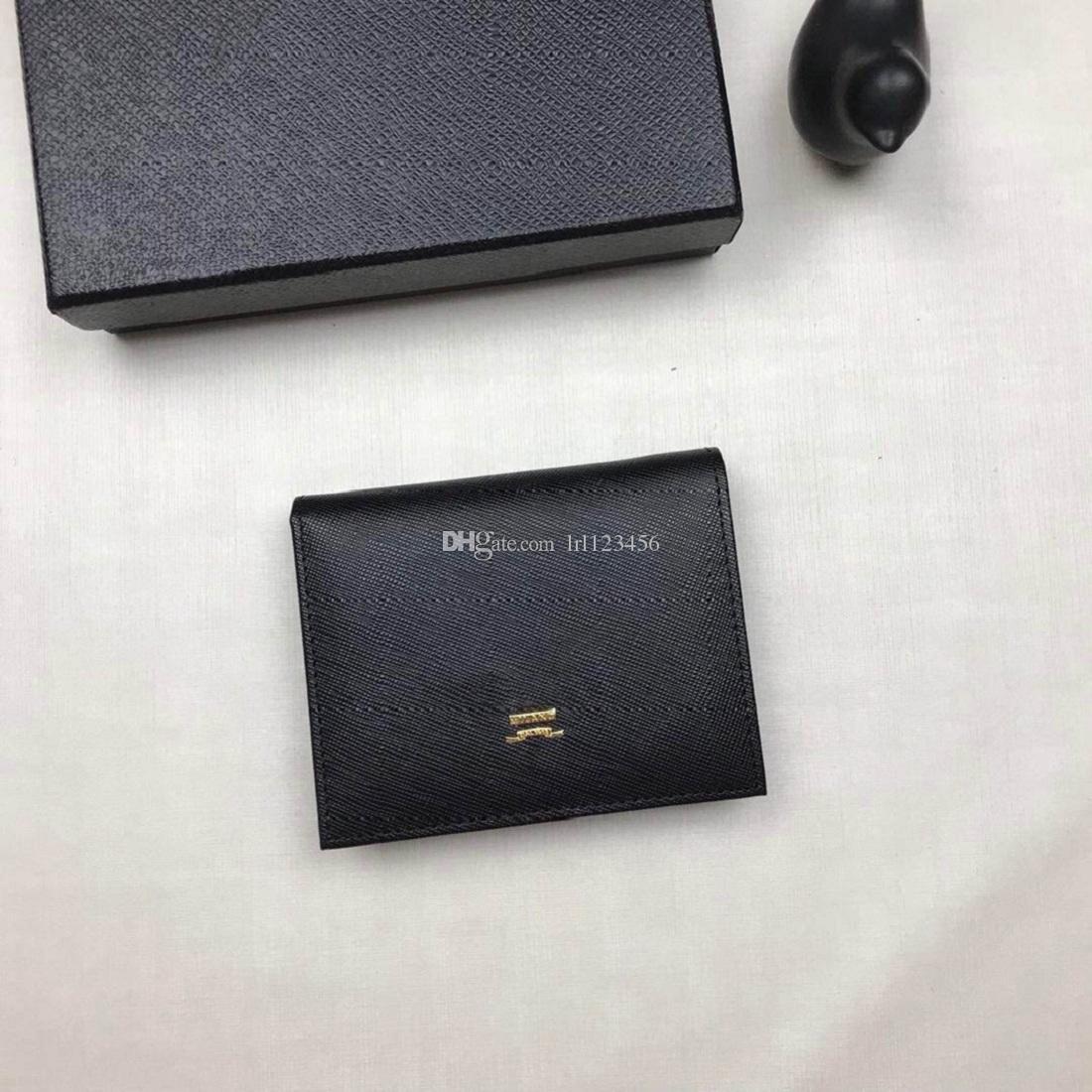 Titulaire de carte de concepteur de haute qualité classique Womens Portefeuille Porte-monnaie Emilie Portefeuilles Pass passeport Porte-plaquettes Pochette gratuite avec boîte