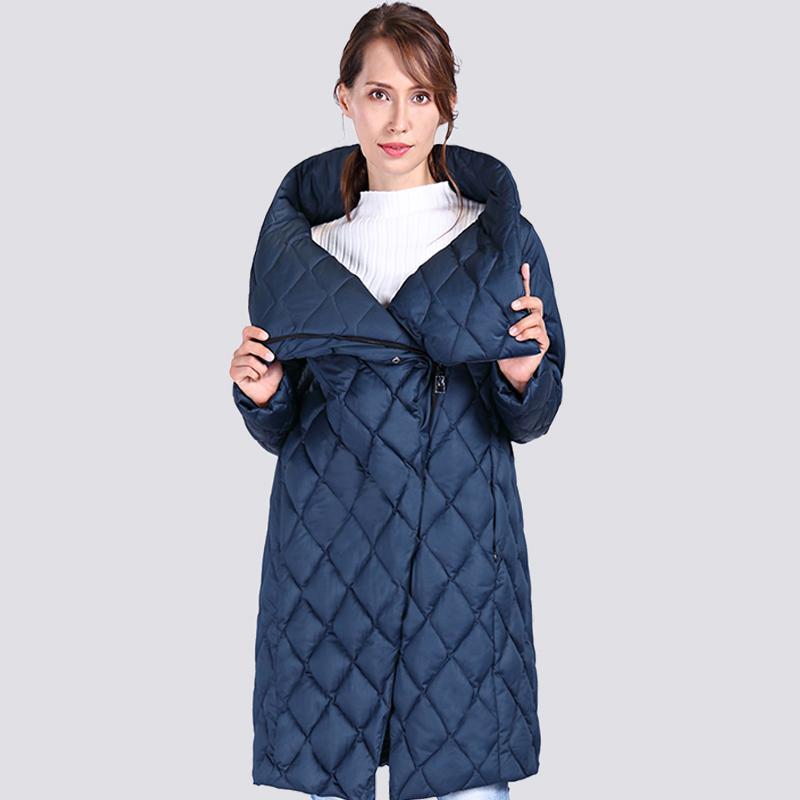 Cappotto di inverno Plus Size di New spesso di alta qualità parka Donne Bio fluff con cappuccio donne caldo lungo Rivestimento alla moda inverno Outwear 201023