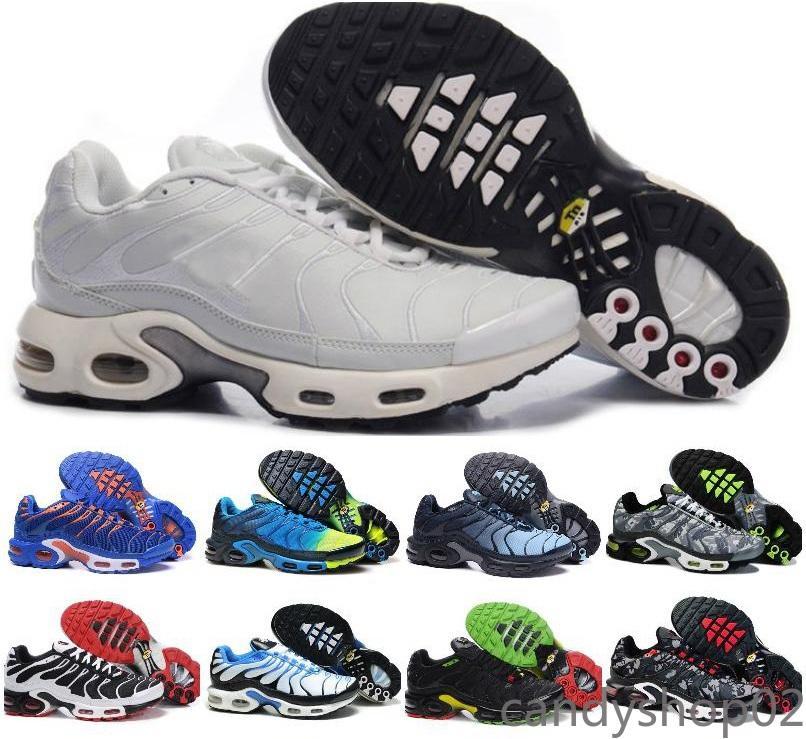2019 novos desenhos clássico original tn sapatos moda homens sneakers respirável malha tn mais chaussures requin trainers esportivos zapatillaes ca02