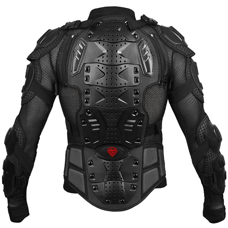 Armor Vest for Motorcycle Protective Jacket for Men Sport MTB Racing Arm Chest Spine Full Body Protector Armor protective wear