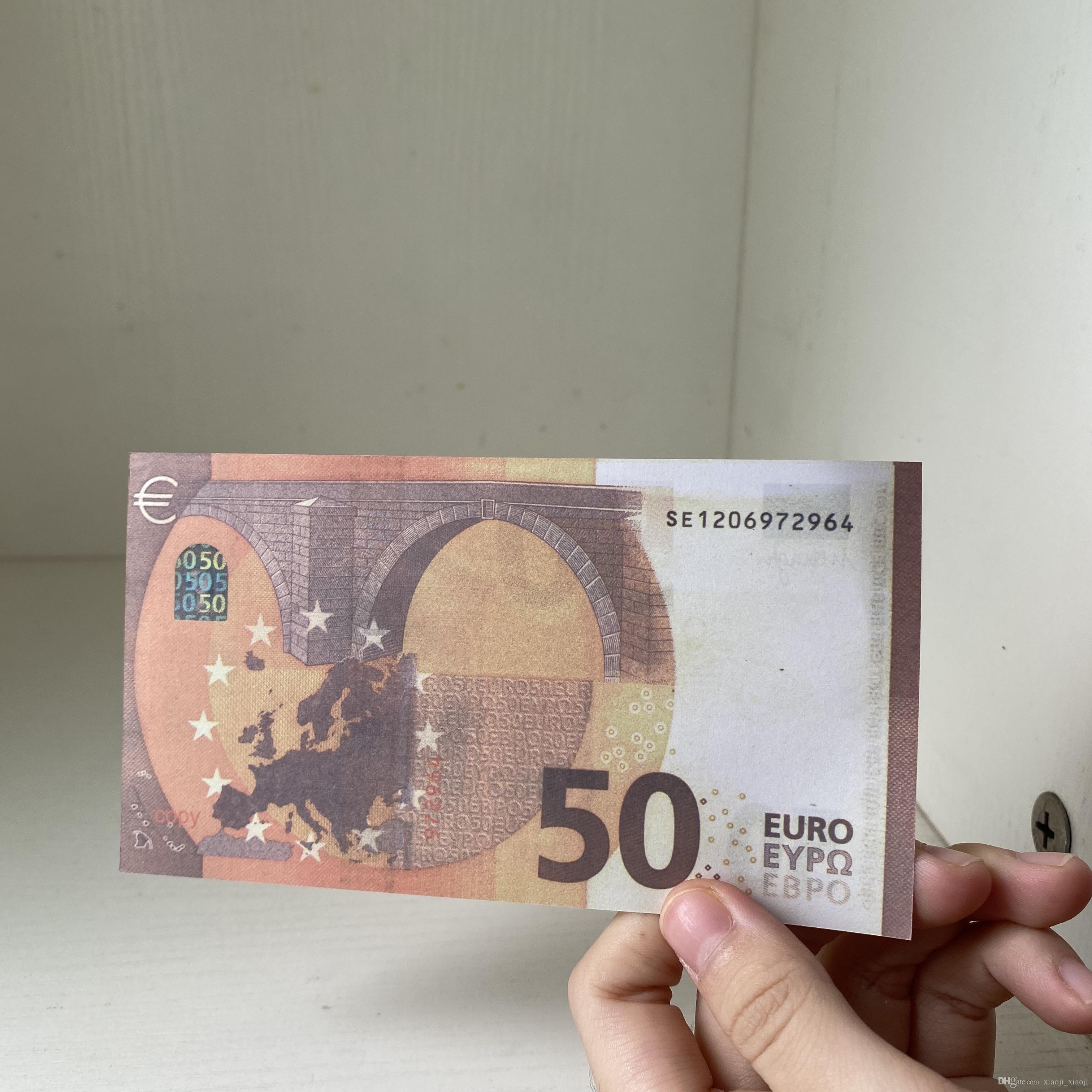 Münzmünze Requisiten Fake Bar Spielzeug Bar Banknote und Requisite-Praxis Fernseher Geld Film Schießen Spiel Token074 Xaokd