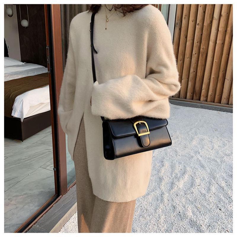 Mulheres sólidas Jjaro Crossbody Messenger Bag Feminino Cor Handbags Pequenos 2020 Cell Quality Ombro Bolsa Telefone para sacos de luxo xcrqi