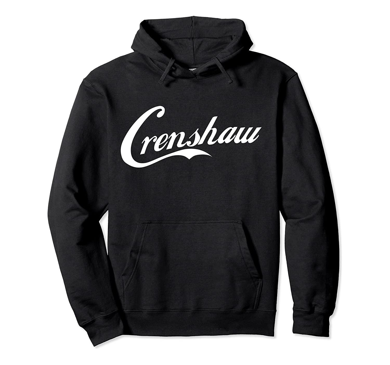 Crenshaw California Hoodie Unisex Größe S-5XL mit Farbe Schwarz / Grau / Navy / Royal Blue / Düster Heather Geschenk für Männer, Frauen und Kinder