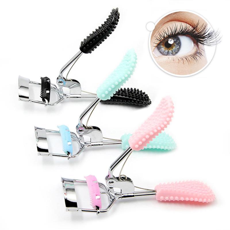 Natural Curling Eyelash Curler 3D Curling Eyelashes Eyelash Curler Eyes Makeup Tool