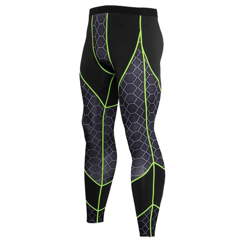 Pantalons Collants Compression Hommes Fitness Course Collants Sport Homme Gym Sport Gym Leggings formation Pantalons Compression Leggings hommes