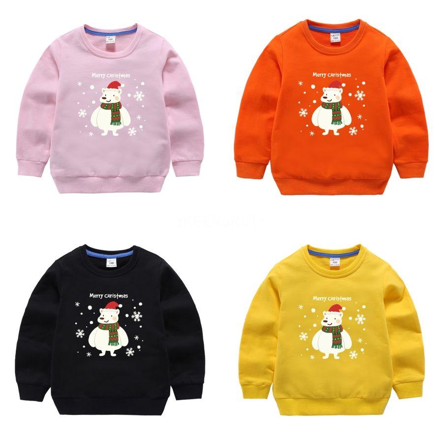 New Winter Streifen Rollkragenpullover Kind Top-Qualität Strick Stickerei Pullover dicke warme Childs Weihnachten Pullover Ziehen 136 #