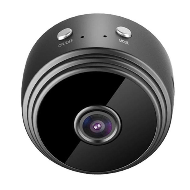 Câmera de vigilância em casa HD Camera Indoor sem fio monitoramento remoto do sistema com WiFi Áudio