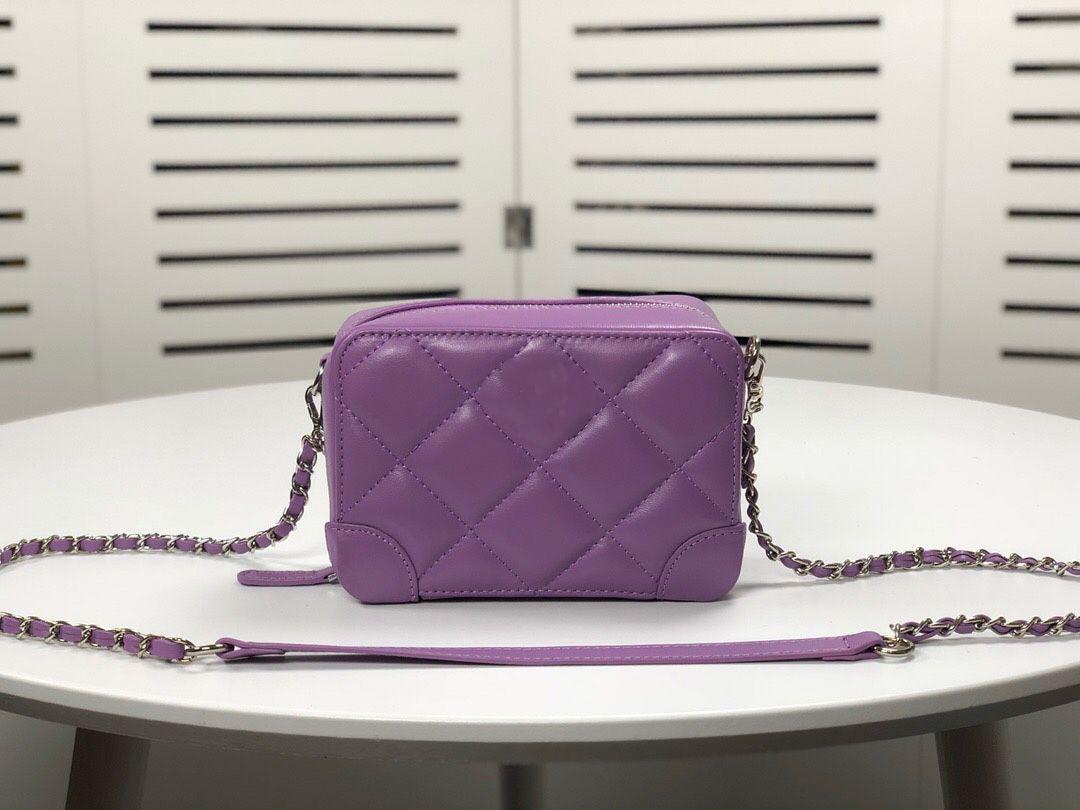 Borsa della borsa della donna in cuoio reale del cuoio reale del numero elevato all'interno della borsa 9061 della tracolla della borsa della tracolla di qualità della frizione seriale GXVFG