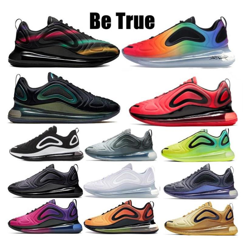 720 Shoes Running Shoes 72C Trainer Future Series Betrue Upmoon Jupiter Venus Panda Runner para Homens Mulheres Sports Sneakers