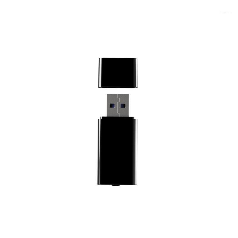 Mini Gravador de Voz USB 192 Kbps Gravação de Voz Vos-Voz Ativado Support Support TF Card1