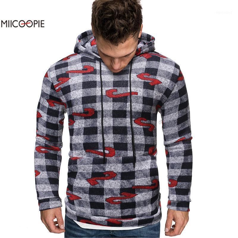 Miicoopie 2019 Mens HOODIE Moda Impressão Pulôver Sueter Homens Outono Inverno Hoodie1