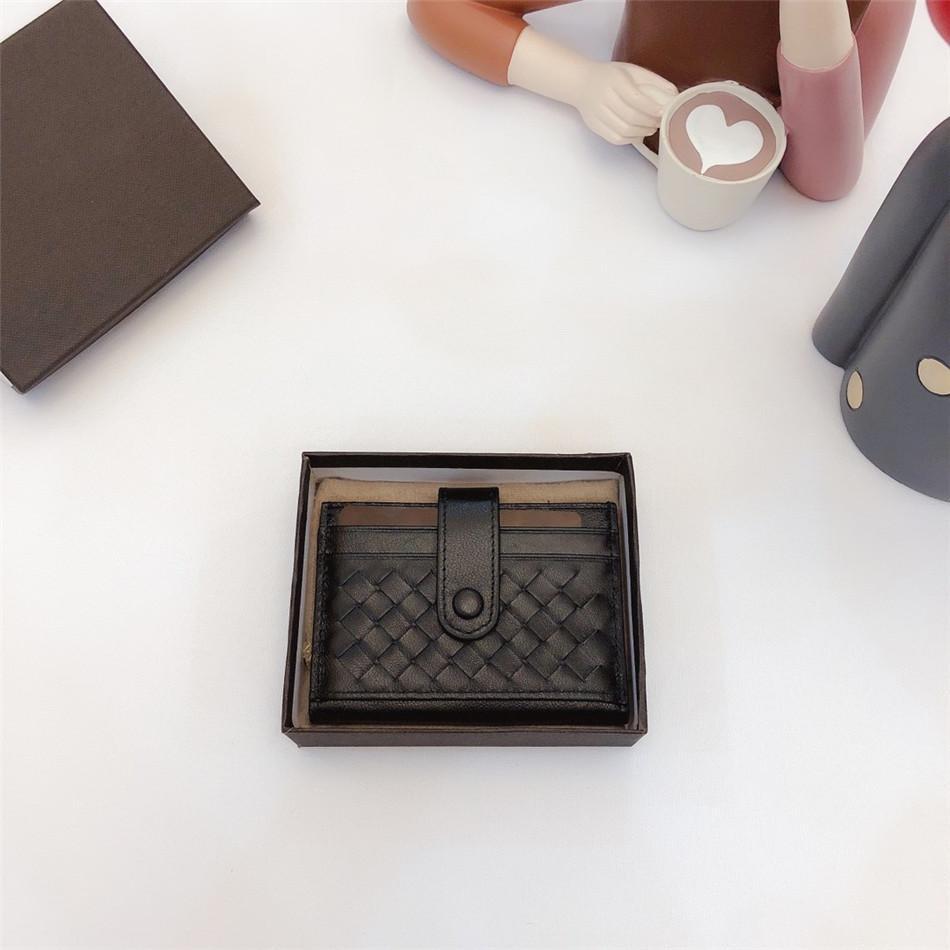 Enfes koyun derisi erkek cüzdan yüksek kaliteli kare dokuma cüzdan kartı beyefendi elit cüzdan bilet cebi