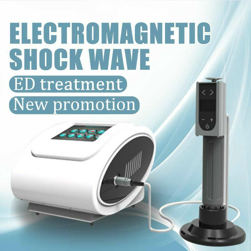Tragbare Shockwave Pain Relief Treatment Therapie Extrakorporale Waves Gerät Ed Erektile DYSFUNTION