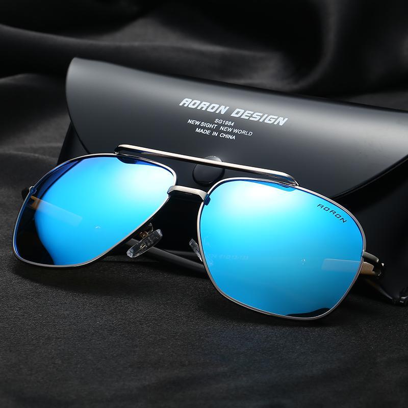Prescrição dos homens para óculos sol óculos de sol espelho acessórios dirigindo óculos óculos óculos de óculos / homens 24 Aiaqc