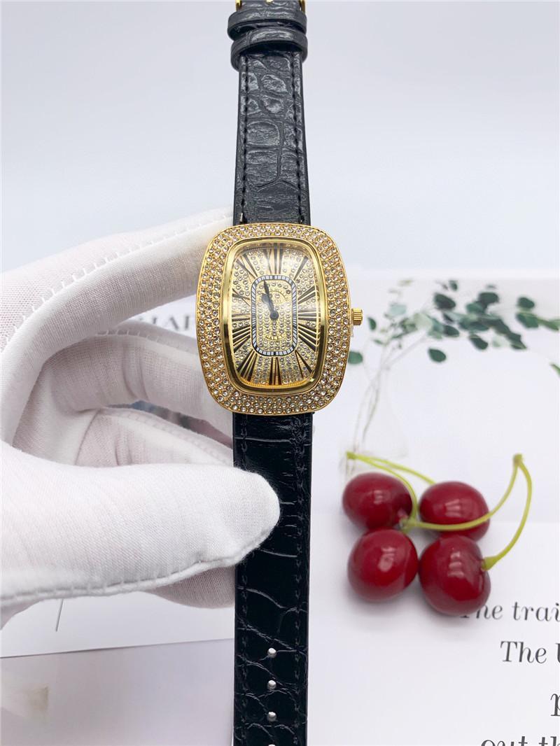 Новые Лучшие моды FM Женщины Часы Повседневный Кварц женщина Наручные часы Известные часы Lovers часы Lady часы лучший рождественский подарок