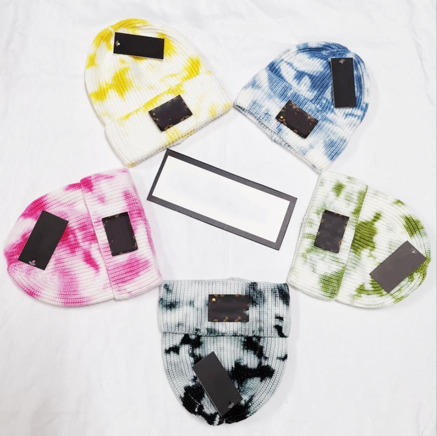 브랜드 겨울 니트 여러 가지 빛깔의 Skullcap 성인 캐주얼 힙합 모자 여성 남성 아크릴 비니 모자 유니섹스 단단한 색상 따뜻한 탄성 모자 유지