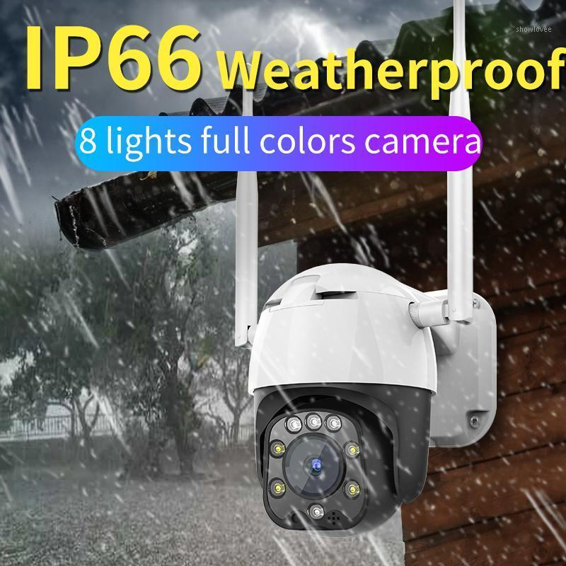 1080P PTZ Telecamera IP WiFi Speed ​​Velocità Outdoor Dome Wireless Wireless Telecamera per la sicurezza Pan Tilt Digital Zoom Network CCTV Surveillance1