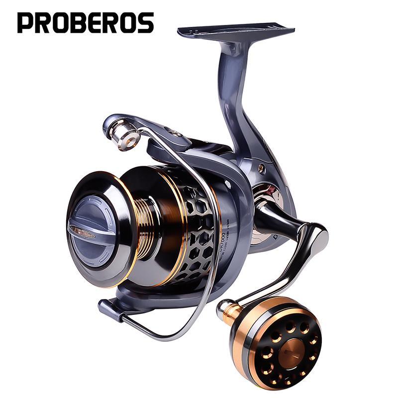 Spinning Reel 11-21KG Max Drag Fishing Reel 2000-7000 Series Carp Front and Rear Drag System Fishing Wheel Freshwater