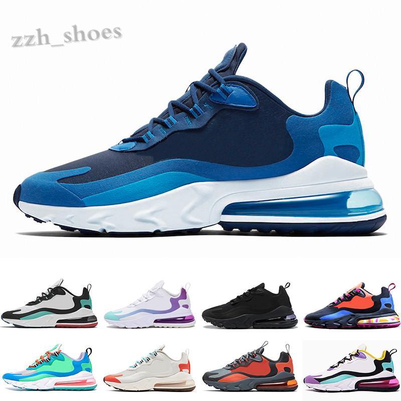 nike air max 270 react Yeni Yüksek Kalite En Popüler 27c Reaksiyon Zırh Erkekler Ayakkabı Spor Eğitmenler Sokak Sneakers Kadınlar Açık Yürüyüş Ayakkabıları PR07