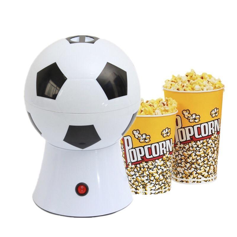 Ev Mini Popcorn Makinası 1200W Tam Otomatik Sıcak Hava DIY Popcorn Makinası Ev Karnaval Mısır Yapımı