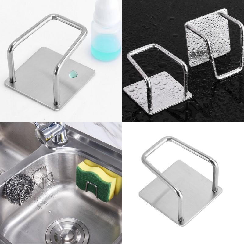 Étagère de rangement de cuisine sans trace imperméable N ° de poinçonnage en acier inoxydable 304 en acier inoxydable rack draps de vaisselle 2 4ml J2