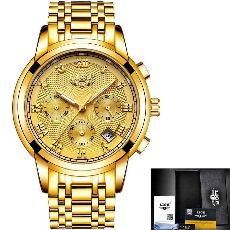 2020 Новые мужские часы Top Brand Мужские спортивные часы хронограф водонепроницаемый кварцевые наручные часы Relogio Мужчина для