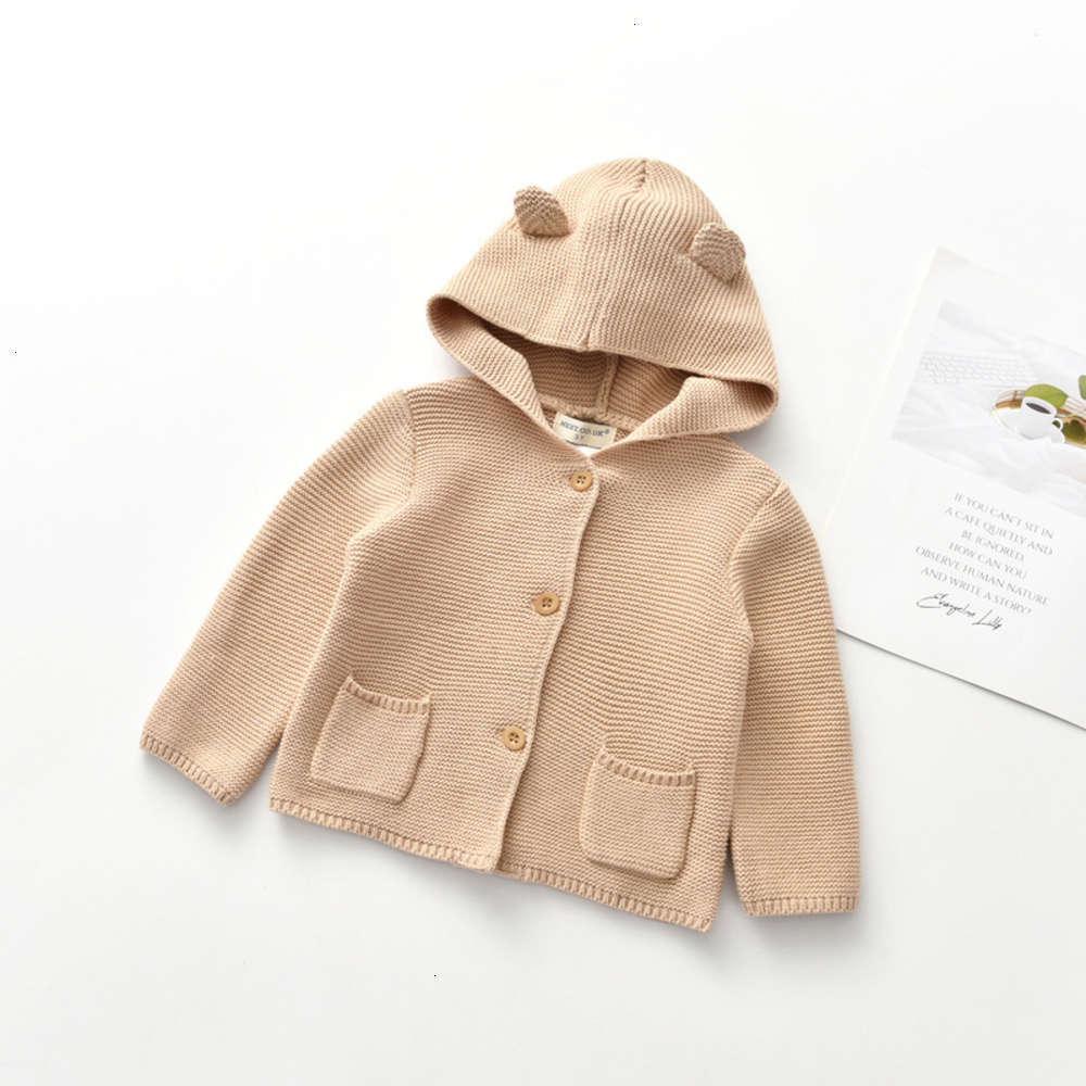 Nuevo suéter otoño e invierno 2020 Cardigan de las mujeres CUERDO COMOURADA COUNCADA DE LARGO SI6W TOP SY6W