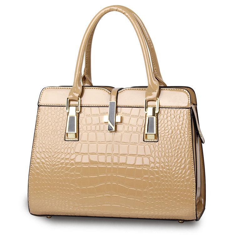 Taschen Vintage PU-Leder Handtaschen Frauen Crossbody Luxus Handtaschen Für Tasche Tote Alligator Designer Frauen Taschen Neue KTLBD