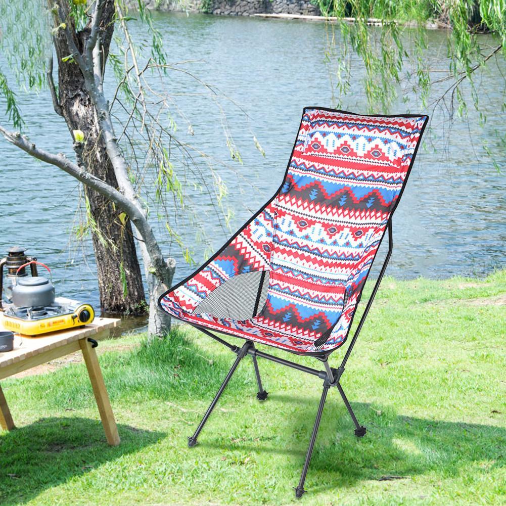 Campingstuhl Lightweight Folding BBQ Tragbare Fischerei Outdoor Beach Picknickplatz Für Im Freien Angeln Tragbare Zubehör Q0111