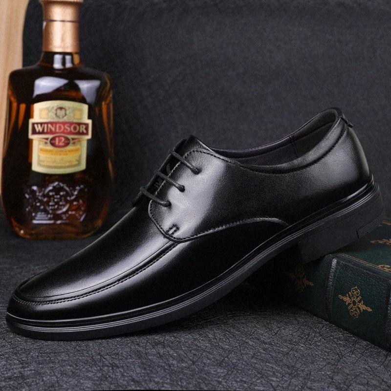 Hommes Sneakers Casual Chaussures Hommes Mode En plein air Véritable Cuir Chaussures Male Chaussures Confortable à lacets Chaussures Zapatos de Hombre # AP4Q