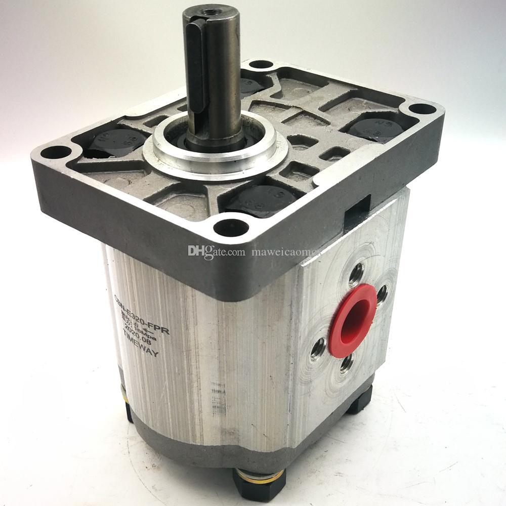 Pompa idraulica ad ingranaggi pompa olio ad alta pressione CBN-E320-FPR CBN-F320-FPR CBN-E325-FPL CBN-F325-FPR