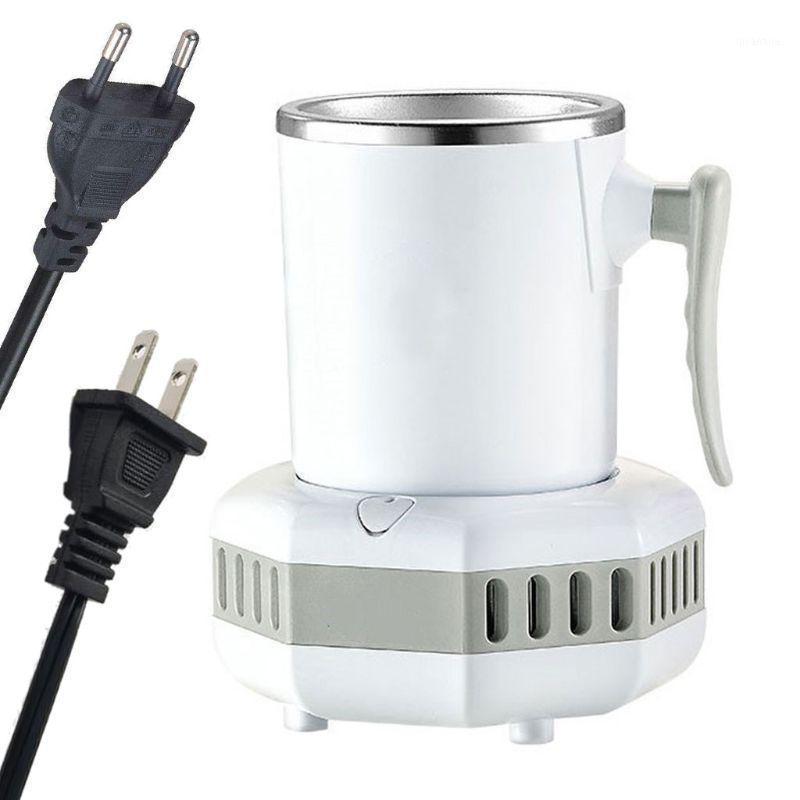 Accueil Office Smart Desktop Fast Cooling Cuisson Guée Boire Boisson Boisson à boissons à boissons à boissons de boisson pour lait de bière de lait Cocao Café1