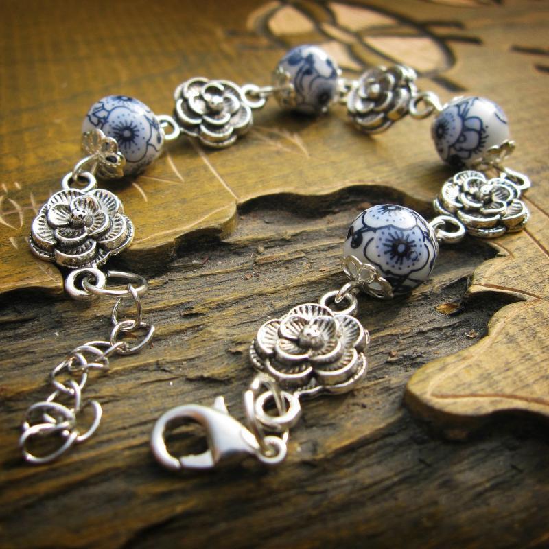 Ceramic Bracelet Handmade Hand Accessories Jewelry Chain & Link Bracelets Unisex Fashion Ethnic Cn(origin)