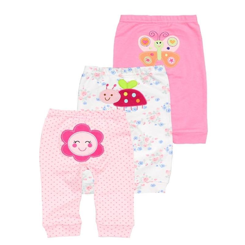 Neueste Babyhose Sommer Frühling Mode Baumwolle Säugling Leggings Neugeborenen Jungen Hosen Baby Kleidung 0-24 M Babylhosen 201203
