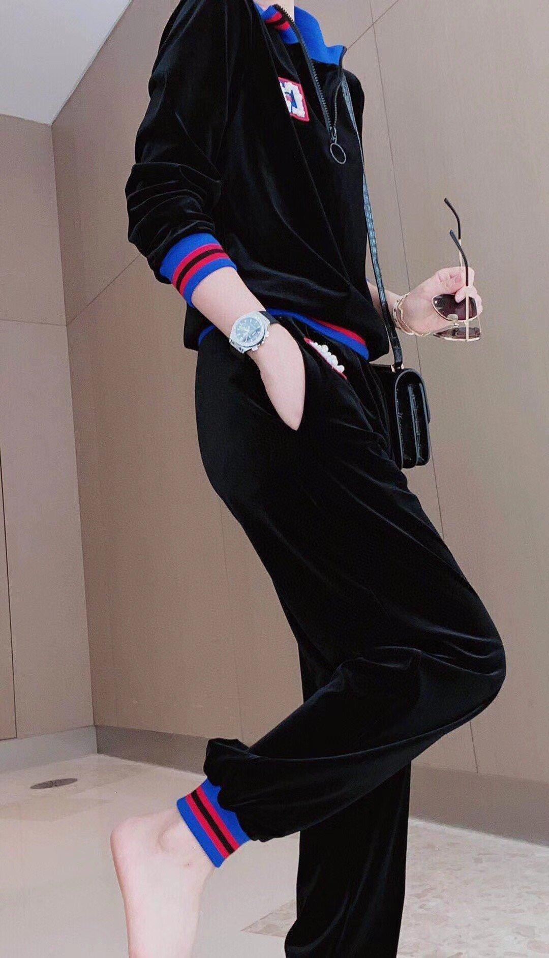 las mujeres del diseñador de trajes mujeres pieza trajes de dos favoritos diseñador mejor precipitó la mejor venta 2020 Nuevo elegante style9POTMLN9 moderna