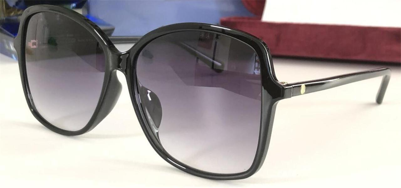Nouvelle mode Top Qualité 0546SK Lunettes Cadre UV400 et Sunglasses Style Populaire généreux Populaire Protection Square Design OJMXO