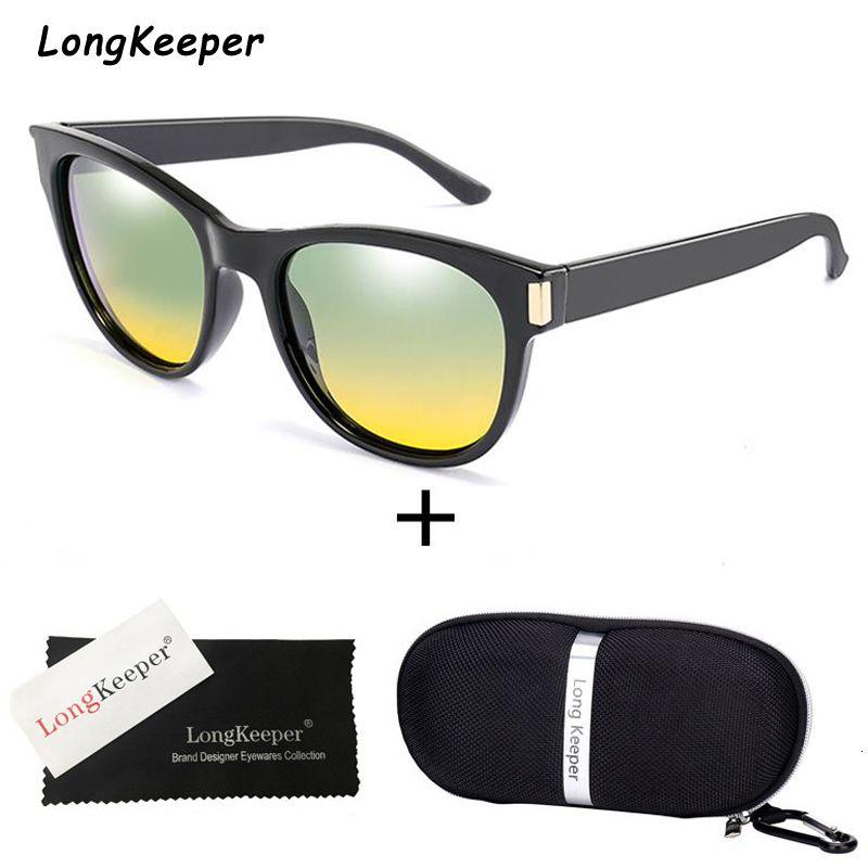 Box Polarized Sunglasses Vision Oculos Sun Glasses Men Men Driving Gift Masculino For Shades Case Night Male Christmas Glasses Bawtk