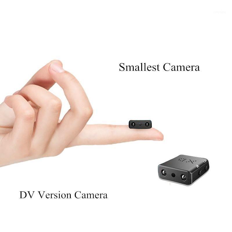 Mini telecamere IR-CUT XD DV Camera Full HD 1080p Night Vision Camcorder Motion Detection Micro Cam Video Recorder SD1