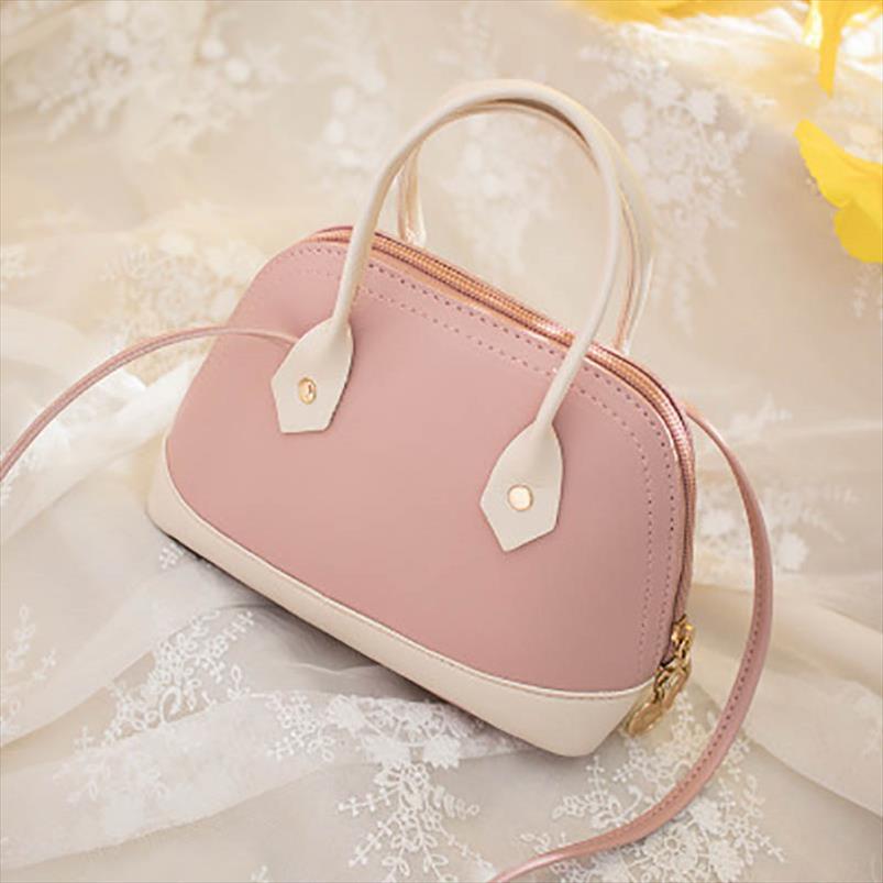 Marca Handbag Mulheres 2019 Moda PU de couro de ombro pequenos sacos Feminino Crossbody Mensageiro Pacote para Adolescentes Pouch
