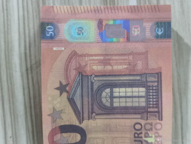 Bar Shootting Television Télévision Faux accessoires Pratique Money Game et Coin Jeton094 Pièce Jouet Bar Bar Bar Pop Film PMLKQ