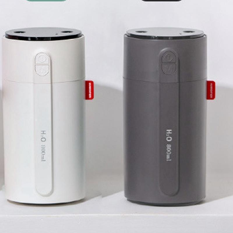 Luftbefeuchter, Gesten empfindlicher ligenter doppelter Sprühbefeuchter für Restaurants und Büros
