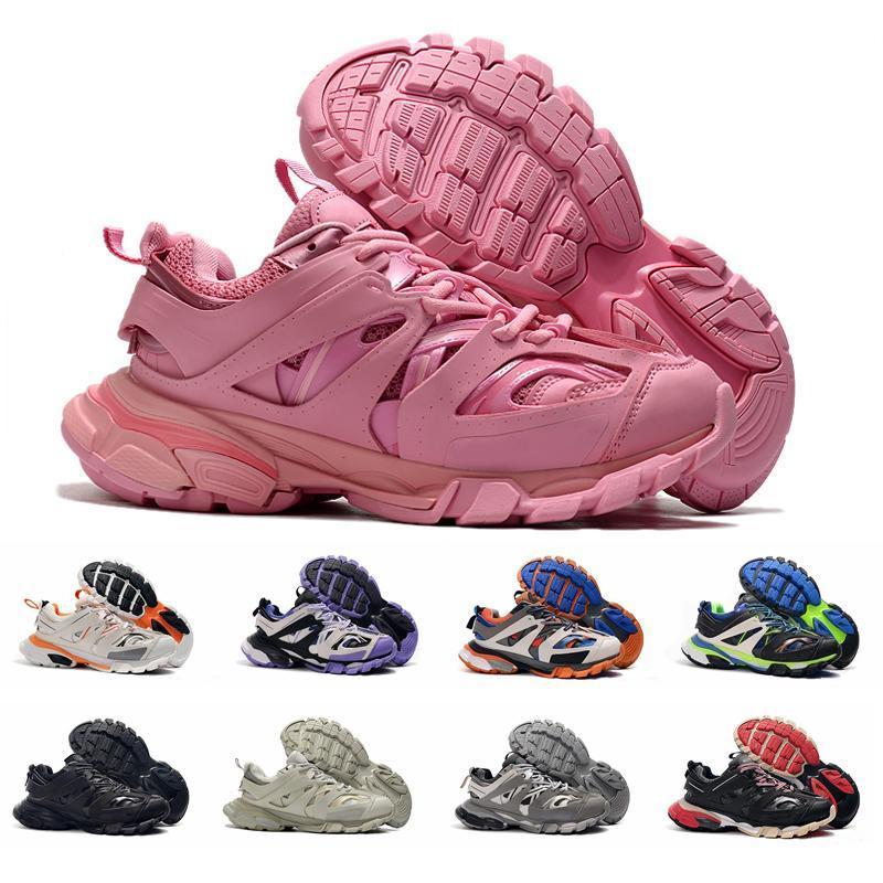 New Pink Color Release 3.0 TESS S Paris triple sneakers sneakers chiaro sole scarpe casual per le donne da uomo trainer tripler 36-45