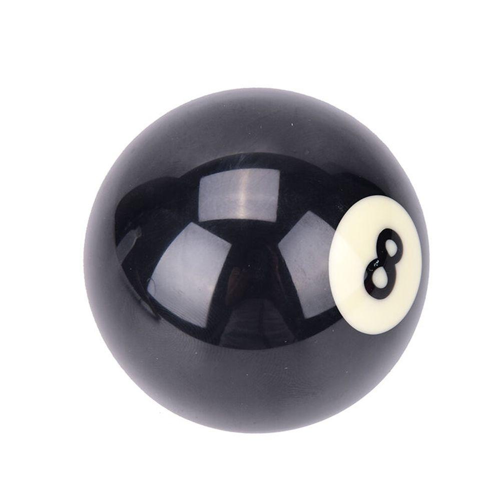 BILLARS AND DARDOS CAMARA Pool Ball 8 Size 57.2mm for American Billiard Ball Set Black Ball