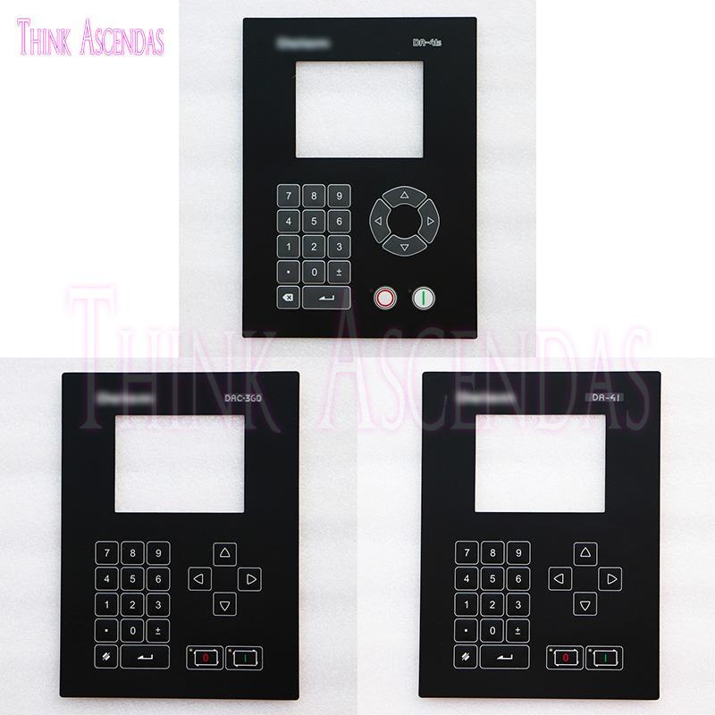 Brandneue hochwertige DAC-360 DA-41 DA-41S Button Panel-Tastatur
