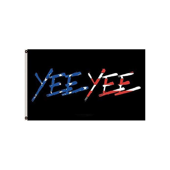 YEE YEE American Flag Doppel genähtes Flag 3x5 FT Banner 90x150cm Partei-Geschenk 100D Printed Heißer Verkauf!