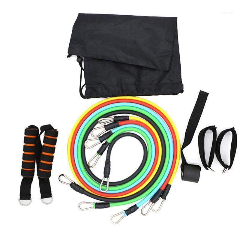 Tragbare Widerstand Band Pilates Übung Yoga Pull Seil Anker Fitnessgeräte für einfache Sicherheit