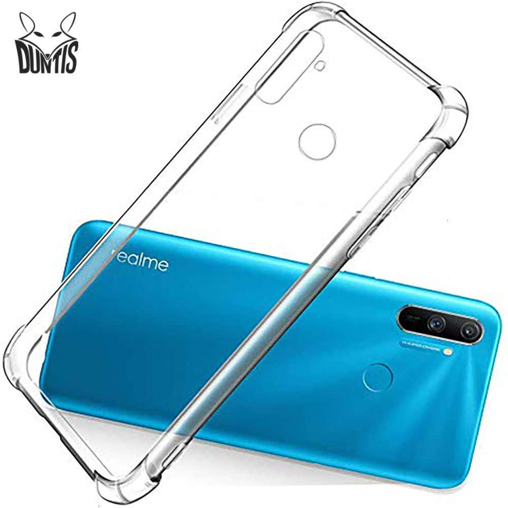 qaOppo real C3 transparent shockproof mobile phone cover, oppo real C3I soft TPU mobile phone back coverlk